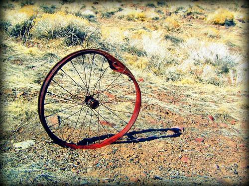 Ghost Wheel