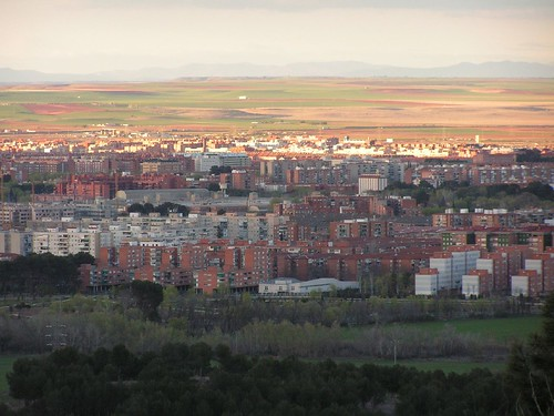 Vista de Alcalá