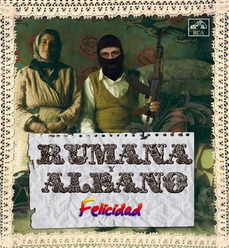 Rumana y Albano - Felicidad EP