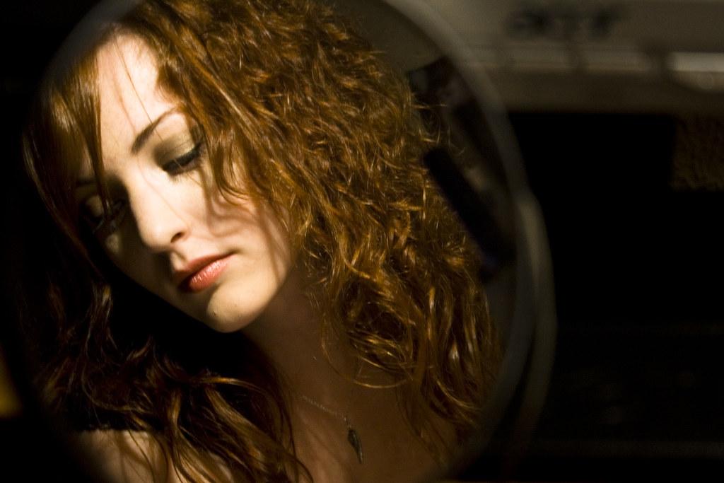 Elena y los reflejos