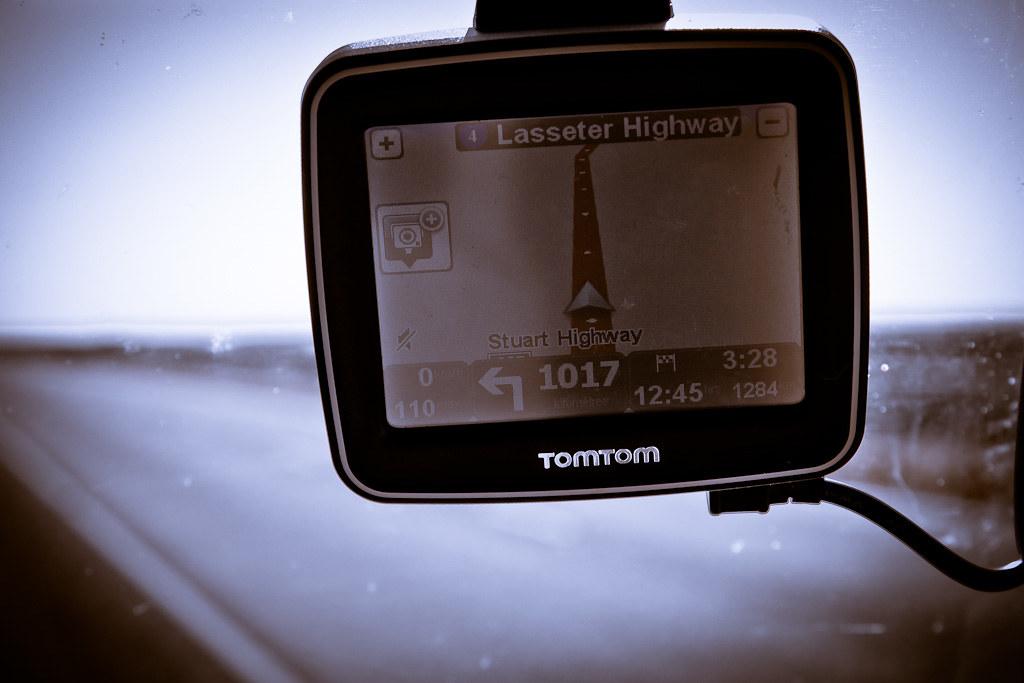 J10 / Détail du quotidien : Dans 1017km, tournez à gauche
