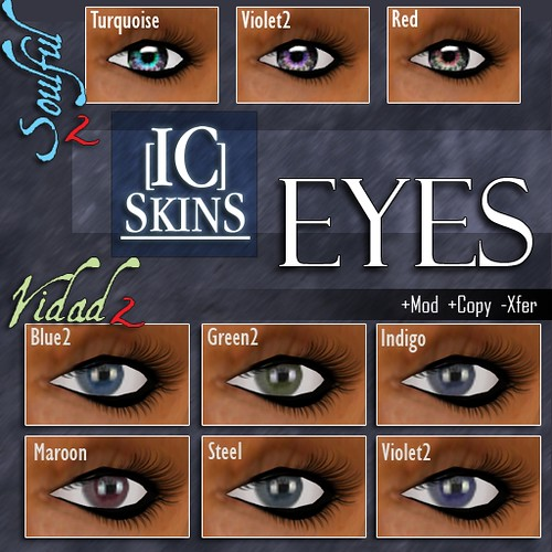 [ic-skins] eyes Soulful and Vidad 2