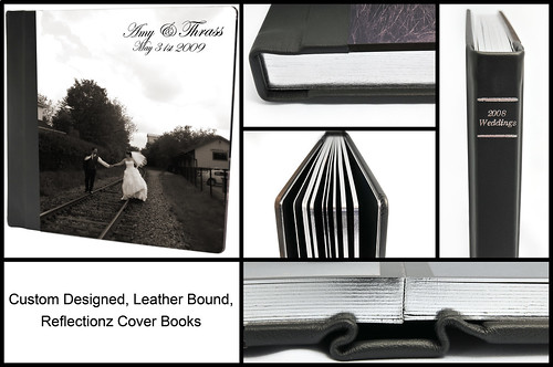 These albums are most commonly used for wedding albums or other such extravagant events and those who are looking for the ultimate in quality and lavish in their albums.