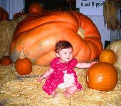 Our little Pumpkin!