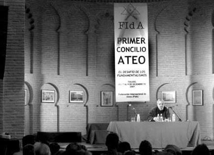 Concio ateo, organizacion laica