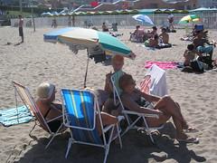 Mes 4 copines de plage.