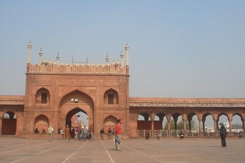 Old Delhi_迦瑪清真寺(Jama Masjid)1-23
