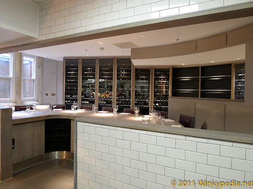 Chef's Table at Gilbert Scott by Marcus Wareing at St Pancras Hotel