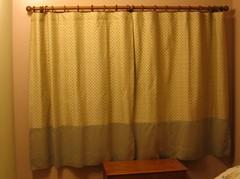 Curtains I Sewed