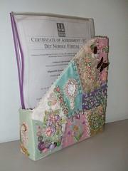 CQ paper holder
