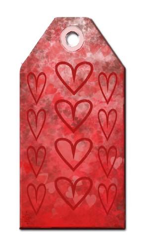 Valentine Tag #1