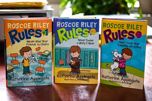 Roscoe Riley Rules!
