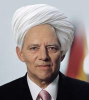 Innenminister Wolfgang Schäuble