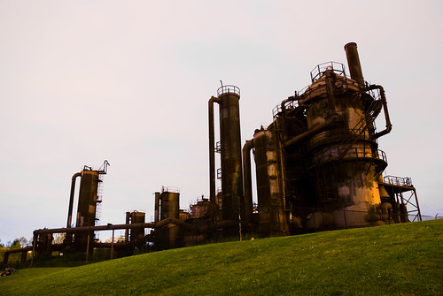 Gas Works Park, 1