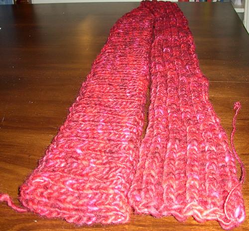 E scarf prime rib