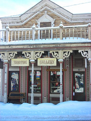Stepping Back in Time, Virginia City, Nevada