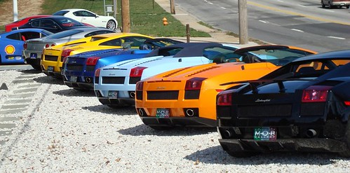 M.O.B. Exotic Car Gallery brings Premier Exotics to Baltimore