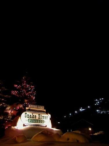 Village Lights in Keystone