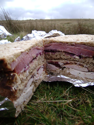 Boxing Day Sandwiches