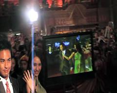 Kevin Cheng & Gigi Lai on TV