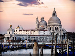 Basilica of St Mary of Health/Salvation, Venice