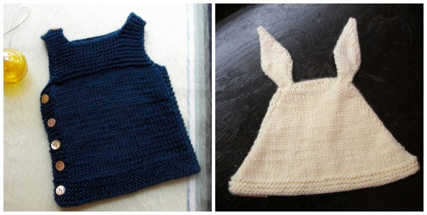 Baby Vest and Bonnet