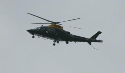 Police Chopper!