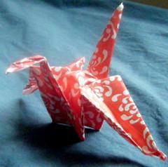 Origami Crane 16