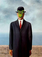 Son of Man (Magritte)