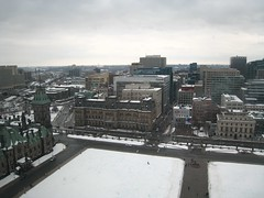 Ottawa from the Peace Tower
