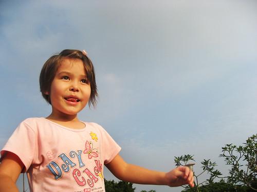 Blue Sky Baby