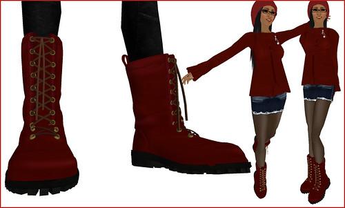 Js Work Boots 03