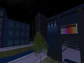 Club Random, CSI:NY in SL