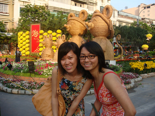 Mi & Thanh & gia dinh chuot
