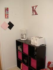 Corner in kitchen