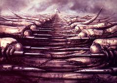 Duna, de Jodorowsky - Design de Giger - CLIQUE PARA AMPLIAR