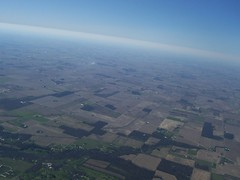 Photo From Balloon at ~10,000 ft altitude
