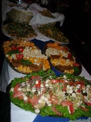 Table o food