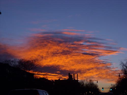 Gorg Sunset