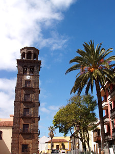 Tower of the Iglesia de la Concepción