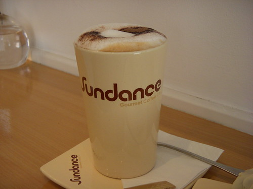 Sundance Large Cappuccino