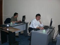Daku Sedang Sibuk Ikut Training