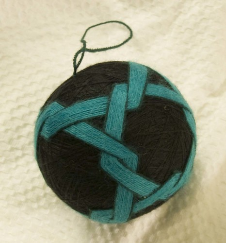 Temari Ball - Finished