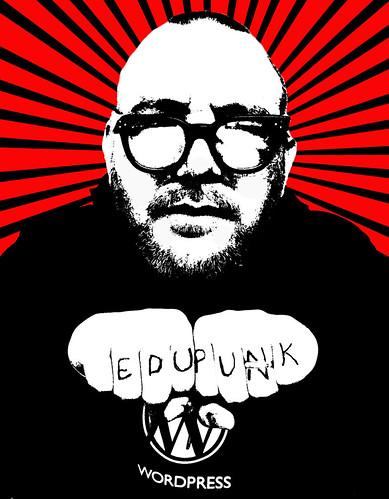 Edupunk posterboy, Jim Groom.  The next Che Guevara?