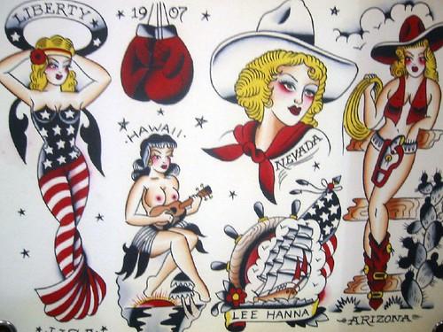 San Jose Tattoo Con (2007) (Set)
