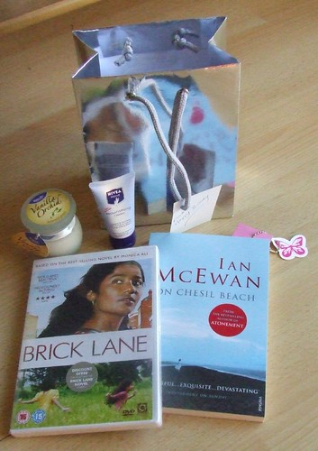 Birthday Pressies from Kathleen