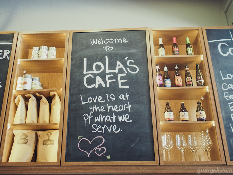 Lola's Cafe Singapore Simon Lane