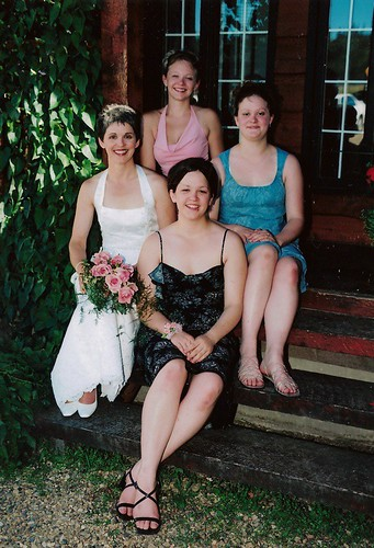Mom's wedding