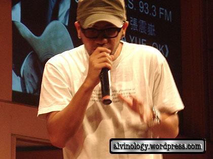 A Yue rap ok