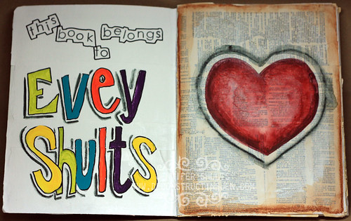 Evey's Journal 1